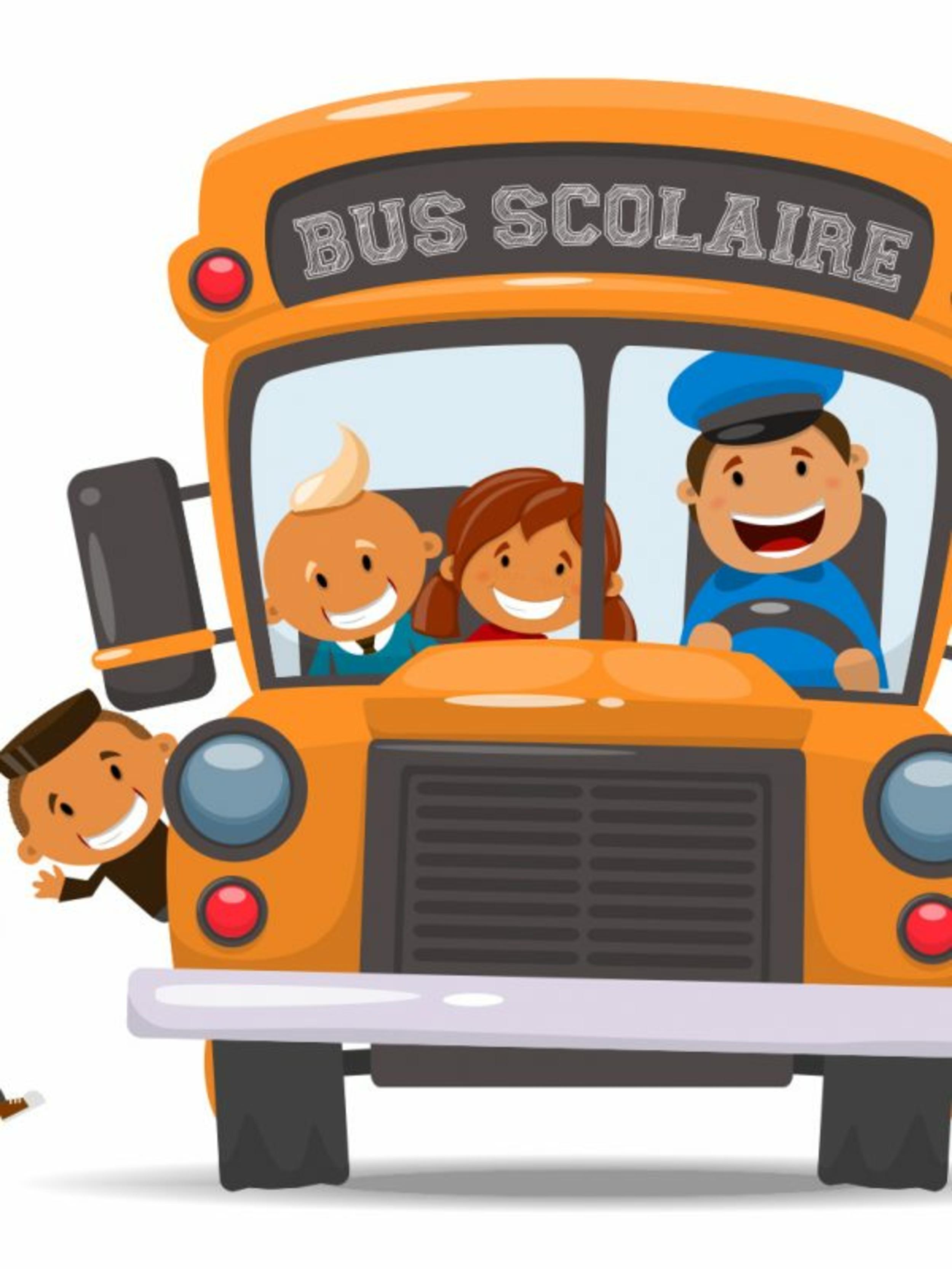Transports scolaires du vendredi 12 février 2021 à Saint Martin des Prés
