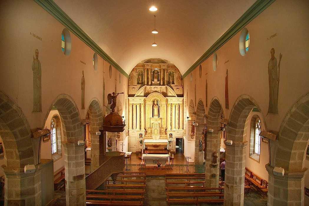 L''église de Saint-Martin-des-Prés eglise2