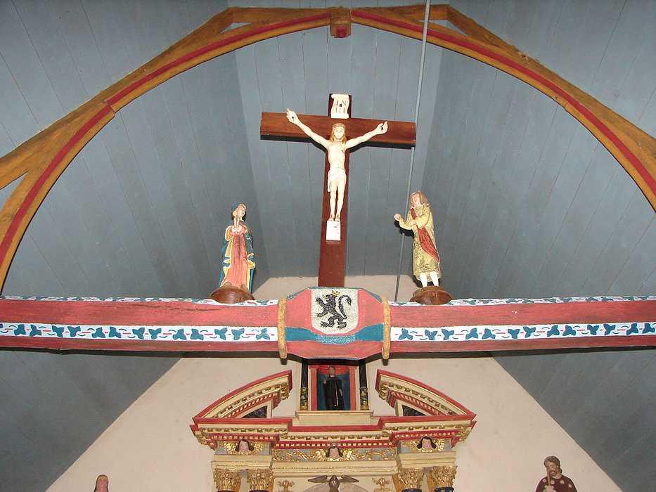 Chapelle Saint Roch - St Martin des Prés dsc05668