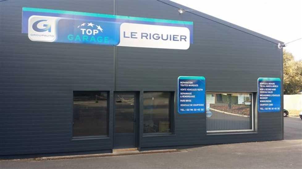 """Saint-Marin-Des-Prés: : """"Top Garage Le Riguier"""" photosperso1422"""