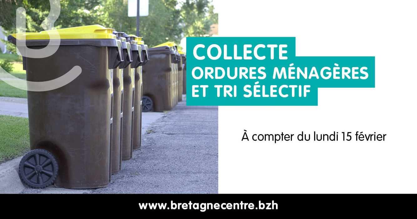 Collecte des Ordures Ménagères 0