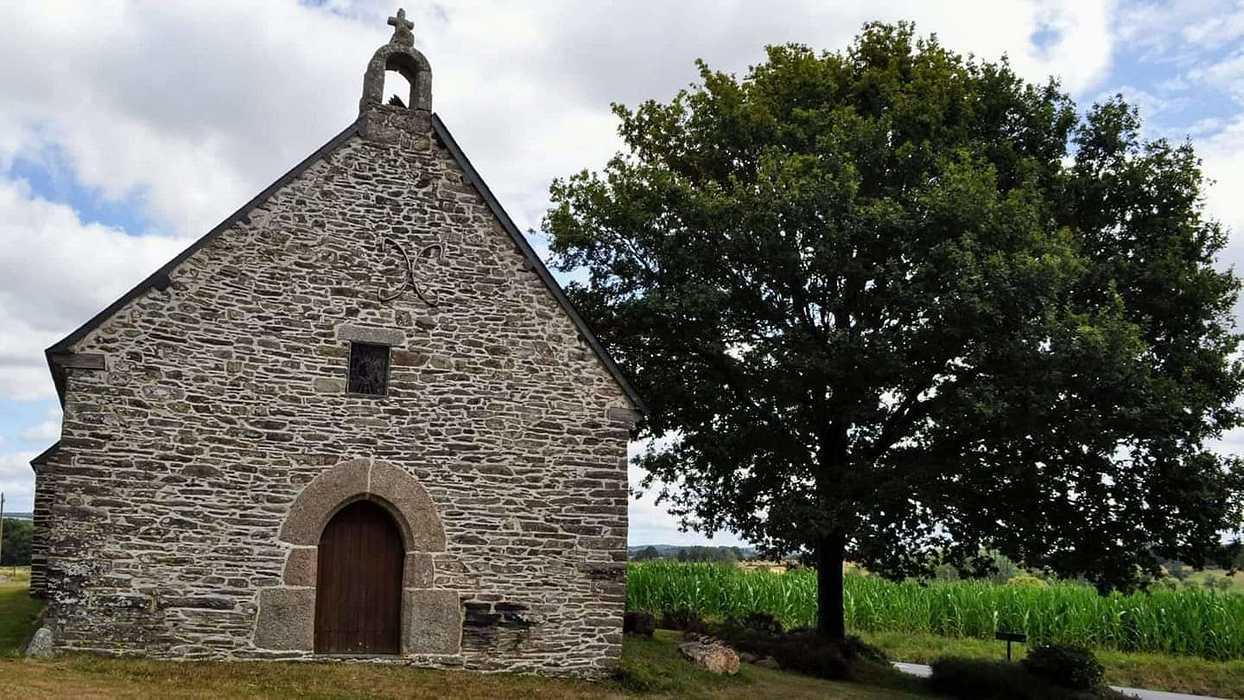 Chapelle Saint Roch à St Martin des Prés 0
